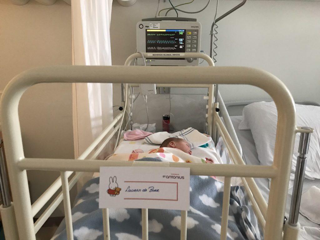 eigen deken in het ziekenhuis