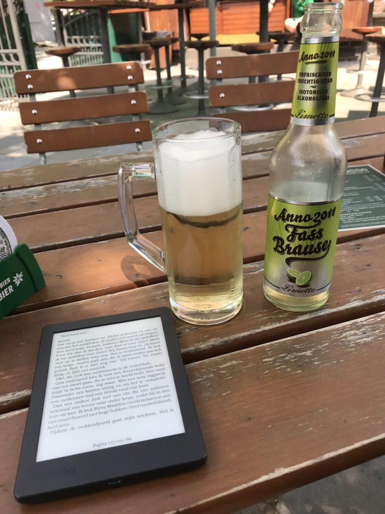 Drankje in keulen