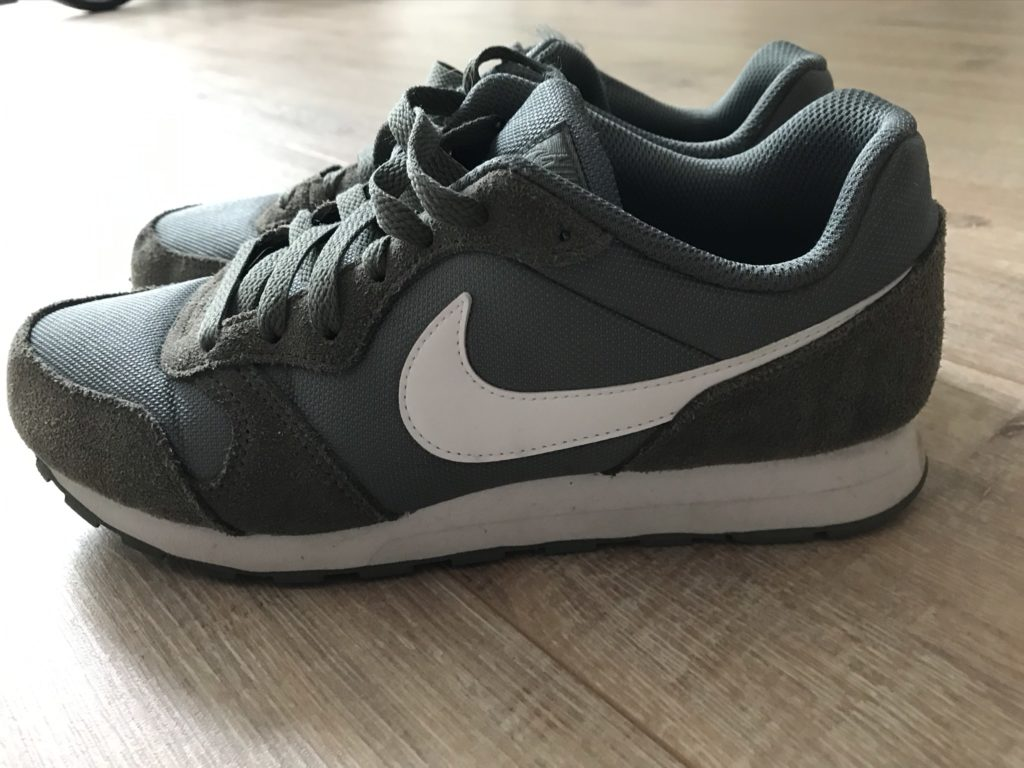 sneakers groen nike