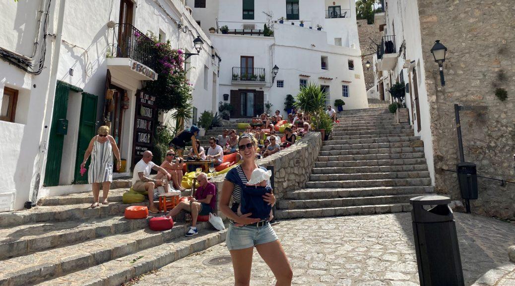 Onze vliegvakantie naar Ibiza