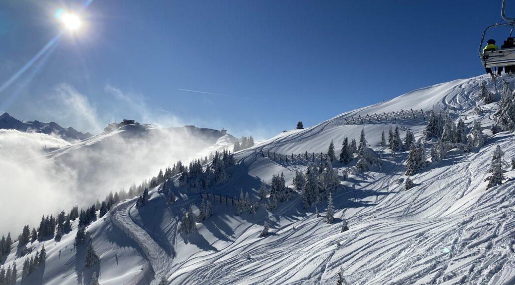 wintersport 2019 oostenrijk schmitten zell am see