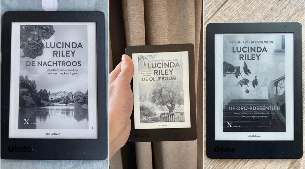 Lucinda Riley Zeven Zussen boeken